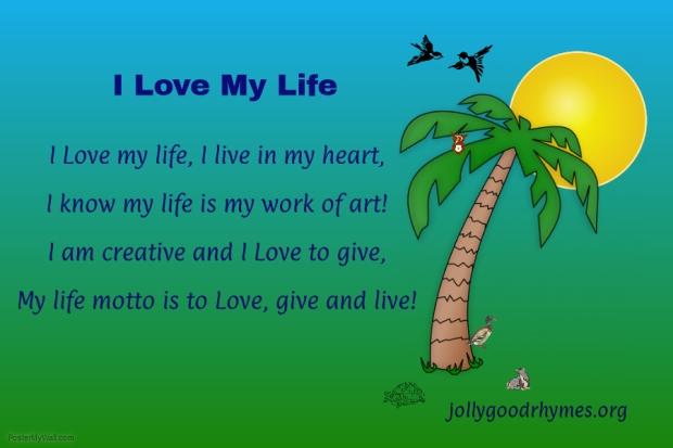 I Love My Life Too